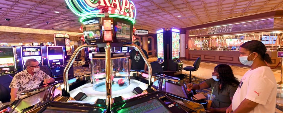 Advantages Of Playing Online Slot Machine