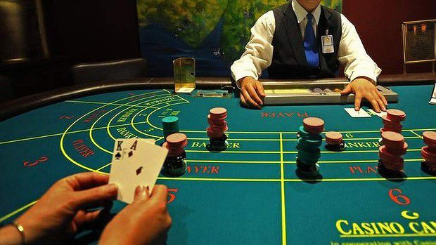 Gambling Online Experiment We Will Certainly All Be Taught From
