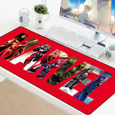 Fall In Love With Anime Mousepads
