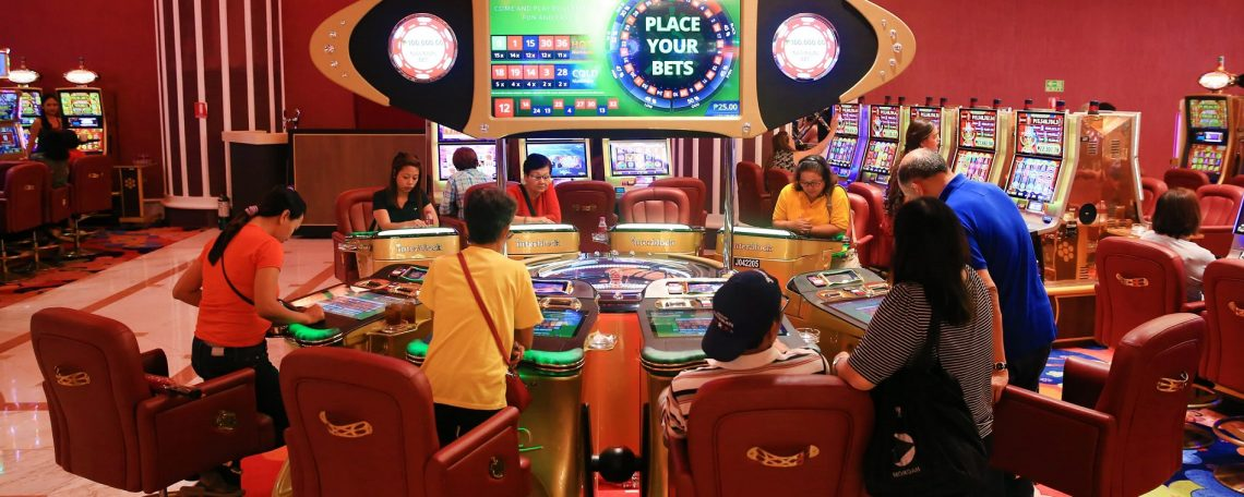 What Are Casino Online Game